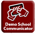 Demo School COMMUNICATOR - Link - List & Alert plus online lessons etc