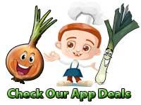 Check out our deals and menus on our App