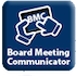 Board Meeting COMMUNICATOR - Online Meeting Packs & Meeting Walls
